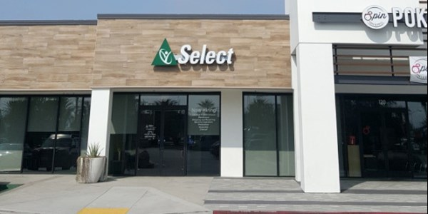 Select Anaheim office